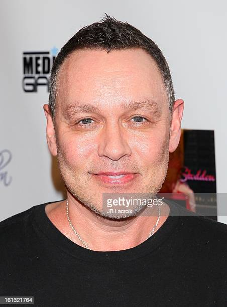 Doug Hutchison celebrates the release of Courtney Stodden new 'Reality' music video at Eleven NightClub on February 9 2013 in West Hollywood...