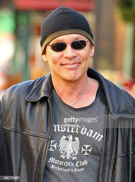 Doug Hutchison is seen at The Grove on December 6 2011 in Los Angeles California