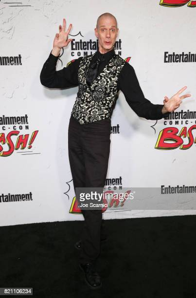 Doug Jones at Entertainment Weekly's annual ComicCon party in celebration of ComicCon 2017 at Float at Hard Rock Hotel San Diego on July 22 2017 in...