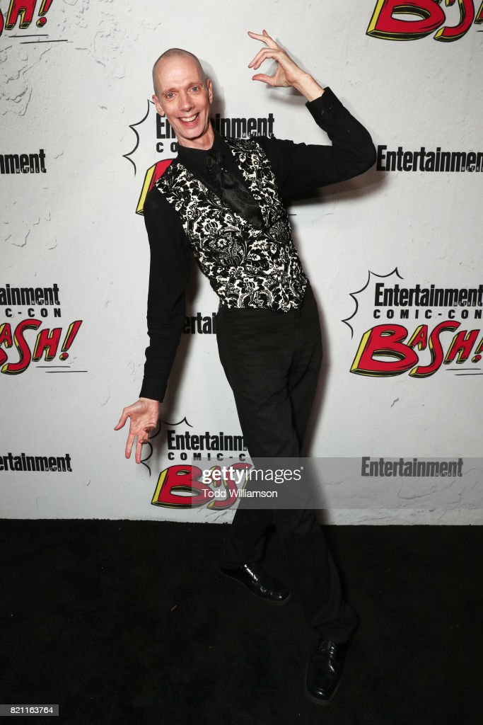 Doug Jones at Entertainment Weekly's annual Comic-Con party in celebration of Comic-Con 2017 at Float at Hard Rock Hotel San Diego on July 22, 2017 in San Diego, California.