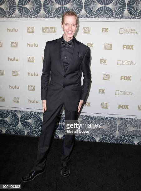 Doug Jones attends FOX FX and Hulu 2018 Golden Globe Awards After Party at The Beverly Hilton Hotel on January 7 2018 in Beverly Hills California