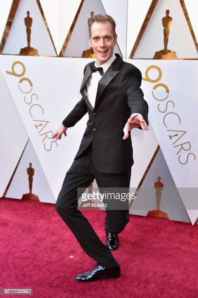 Doug Jones attends the 90th Annual Academy Awards at Hollywood Highland Center on March 4 2018 in Hollywood California