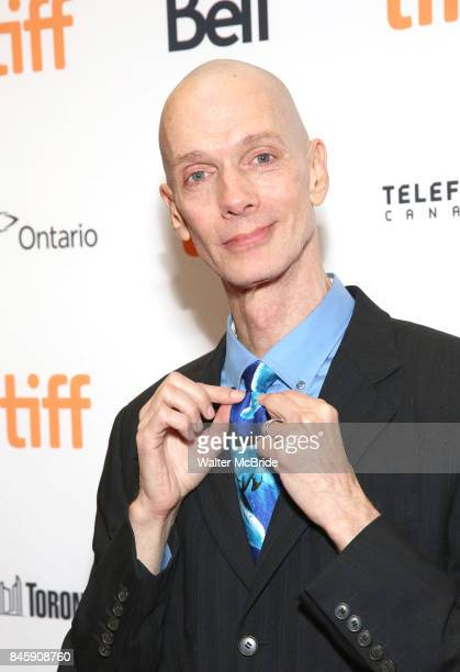 Doug Jones attends 'The Shape of Water' premiere during the 2017 Toronto International Film Festival at The Elgin on September 11 2017 in Toronto...