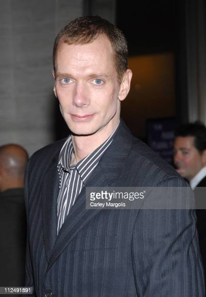 Doug Jones during The 44th New York Film Festival 'Pan's Labyrinth' Premiere at Avery Fisher Hall Lincoln Center in New York City New York United...