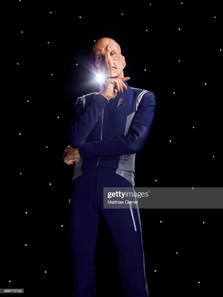 Doug Jones from Star Trek Discovery is photographed for Entertainment Weekly Magazine on July 9, 2017 in Los Angeles, California. PUBLISHED