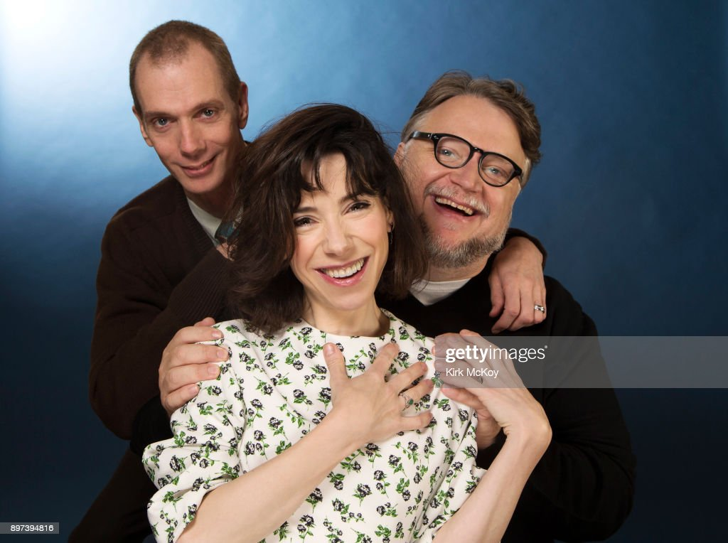 Cast of 'Shape of Water', Los Angeles Times, December 14, 2017