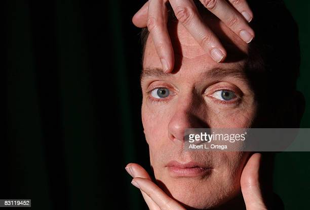 Doug Jones who stars as Pan the faun and The Pale Man in Pan's Labyrinth
