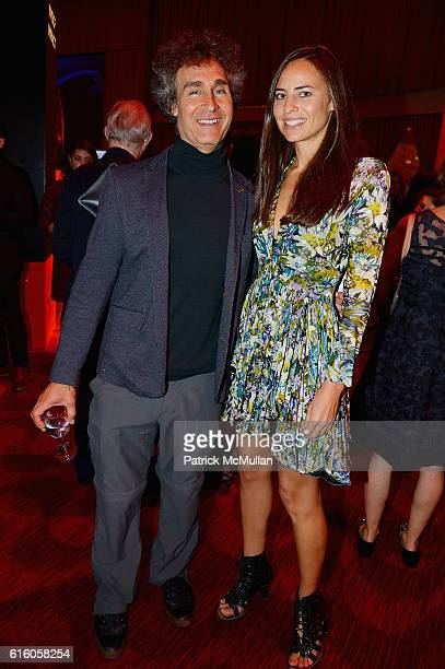Doug Liman and Ariel Ashe attend The NYSCF Gala Science Fair at Jazz at Lincoln Center on October 20 2016 in New York City