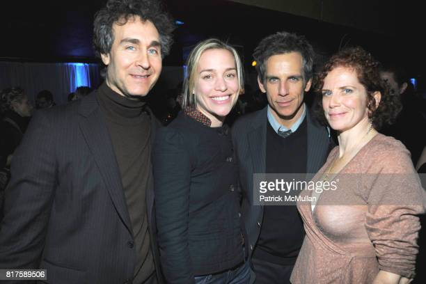 Doug Lymon Piper Perabo Ben Stiller and Amy Stiller attend World Premiere of Universal Pictures and Paramount Pictures' LITTLE FOCKERS benefiting the...