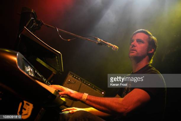 Doug McDiarmid of Why performs at The Button Factory on September 17 2018 in Dublin Ireland