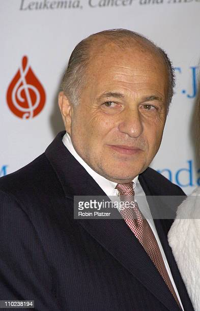Doug Morris during TJ Martell Foundation's 30th Anniversary Gala at The Sony Club in New York City New York United States