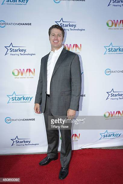 Doug Pitt attends the premiere of Operation Change at Paramount Studios on June 18 2014 in Los Angeles California