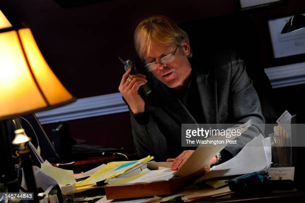 Doug Rian is on the phone with a bank representative inquiring on behalf of a client Doug Rian and Beth Jacobson are a team that work on behalf of...