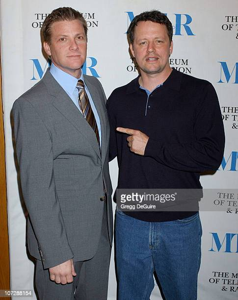 Doug Savant and Steven Culp during The Museum of Television Radio Presents The 22nd Annual William S Paley Television Festival 'Desperate Housewives'...