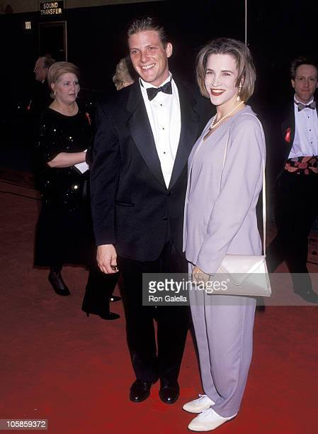 Doug Savant and wife Dawn Dunkin during 19th Annual People's Choice Awards at Universal Studios in Universal City, California, United States.