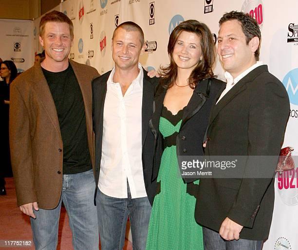 Doug Savant Grant Show Daphne Zuniga and Darren Starr