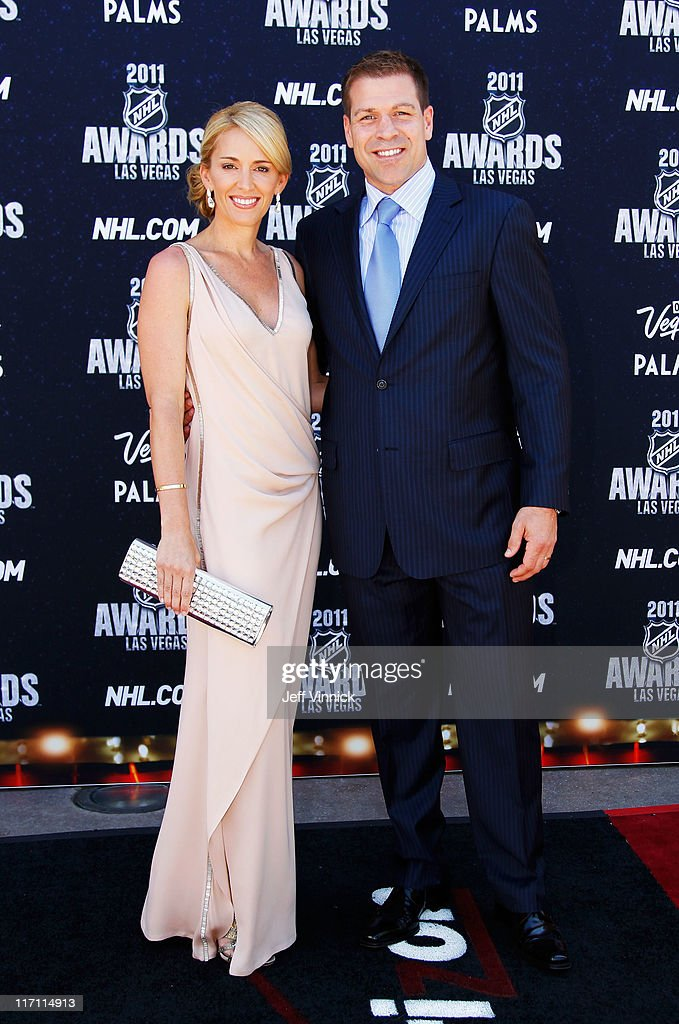 NHL Awards - Red Carpet