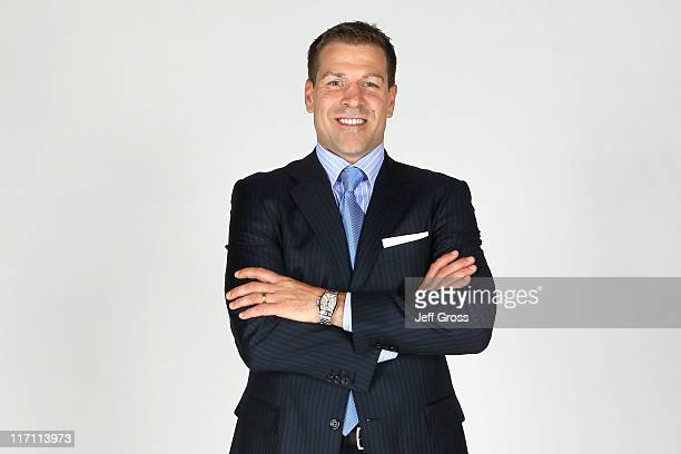 Doug Weight of the New York Islanders poses for a portrait during the 2011 NHL Awards at the Palms Casino Resort June 22 2011 in Las Vegas Nevada