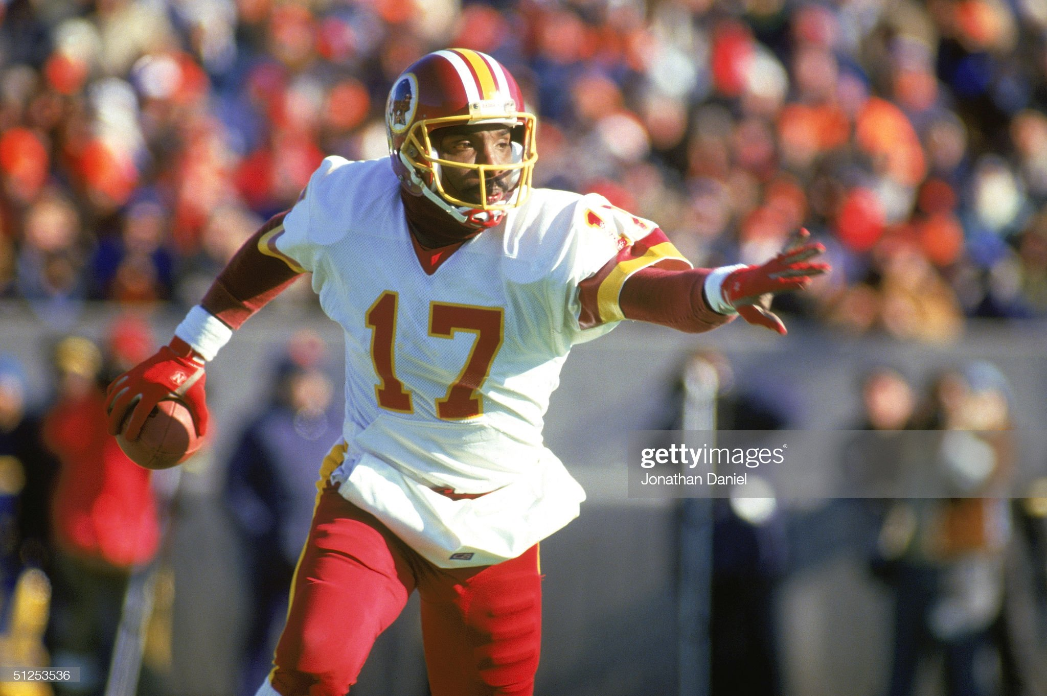 Washington Redskins: Doug Williams : News Photo