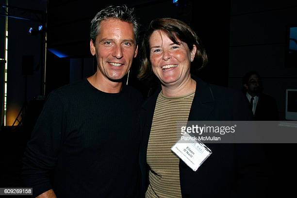 Doug Wilson and Eileen O'Neill attend SHARK WEEK 20th ANNIVERSARY CELEBRATION at Pier Sixty at Chelsea Piers on July 18 2007 in New York City