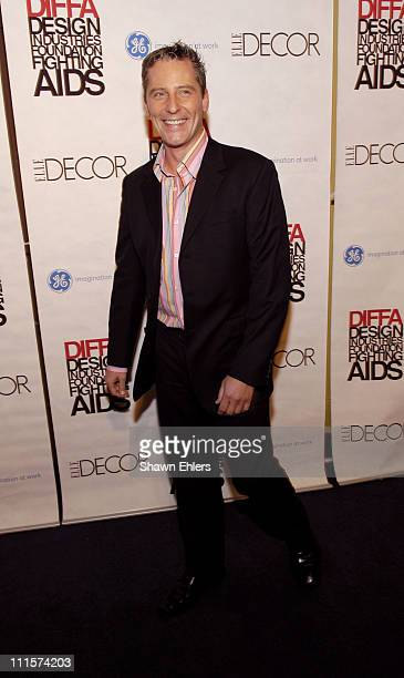 Doug Wilson during The 8th Annual Elle Decor Dining by Design Benefiting the Design Industries Foundation Fighting AIDS at Hammerstein Ballroom in...