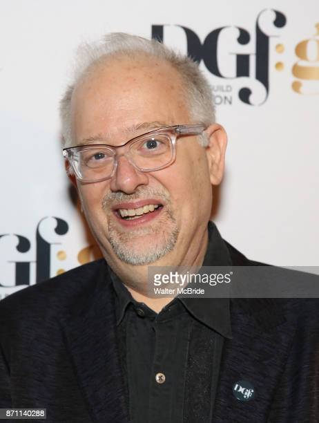 Doug Wright attends the 2017 Dramatists Guild Foundation Gala reception at Gotham Hall on November 6 2017 in New York City