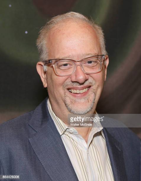 Doug Wright attends the Dramatists Guild Fund Salons Presents 'War Paint' at Core club on September 26 2017 in New York City
