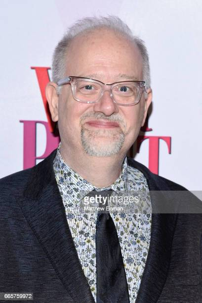 Doug Wright attends 'War Paint' Broadway opening night after party at Gotham Hall on April 6 2017 in New York City