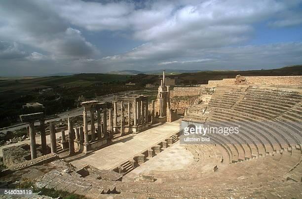 das Amphitheater 2001