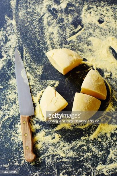Dough Corn flour 5