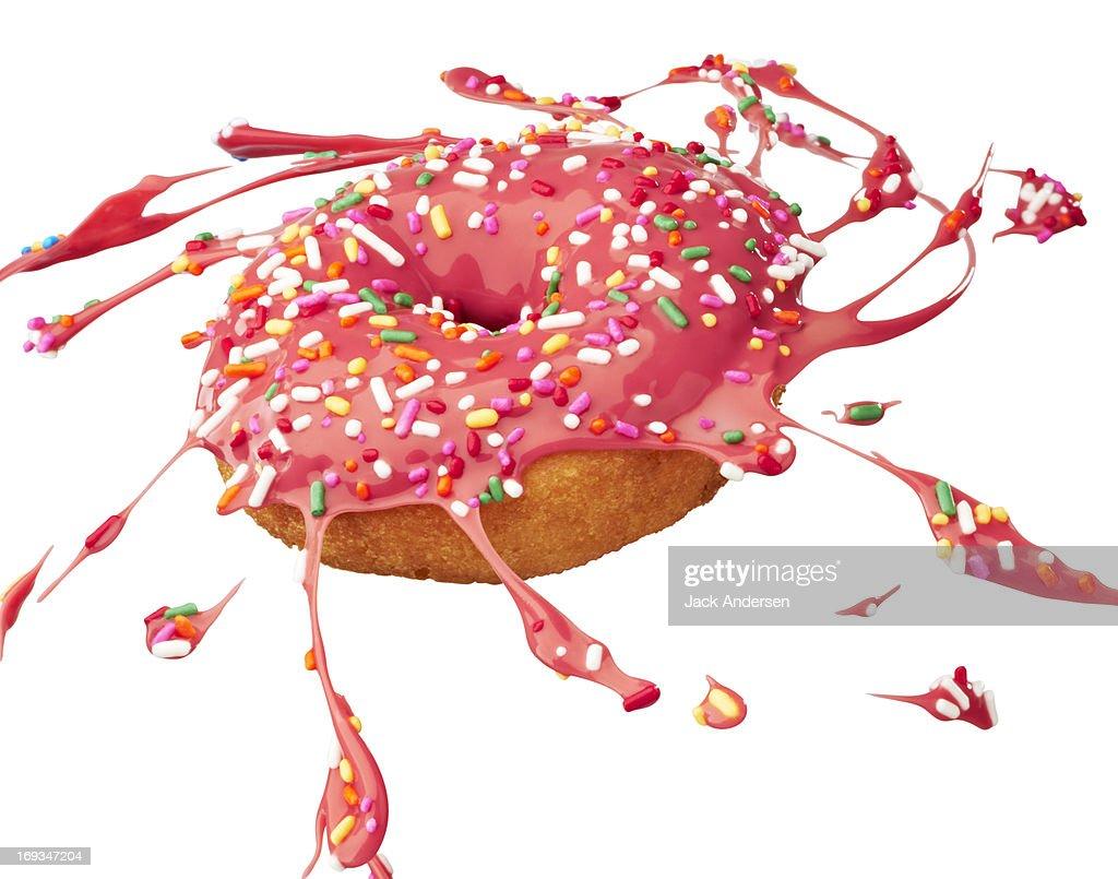 Doughnut : Bildbanksbilder