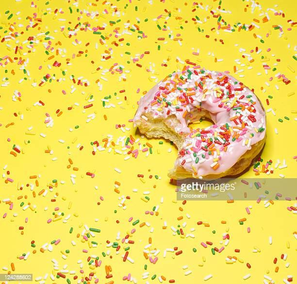 Doughnut with Missing Bite