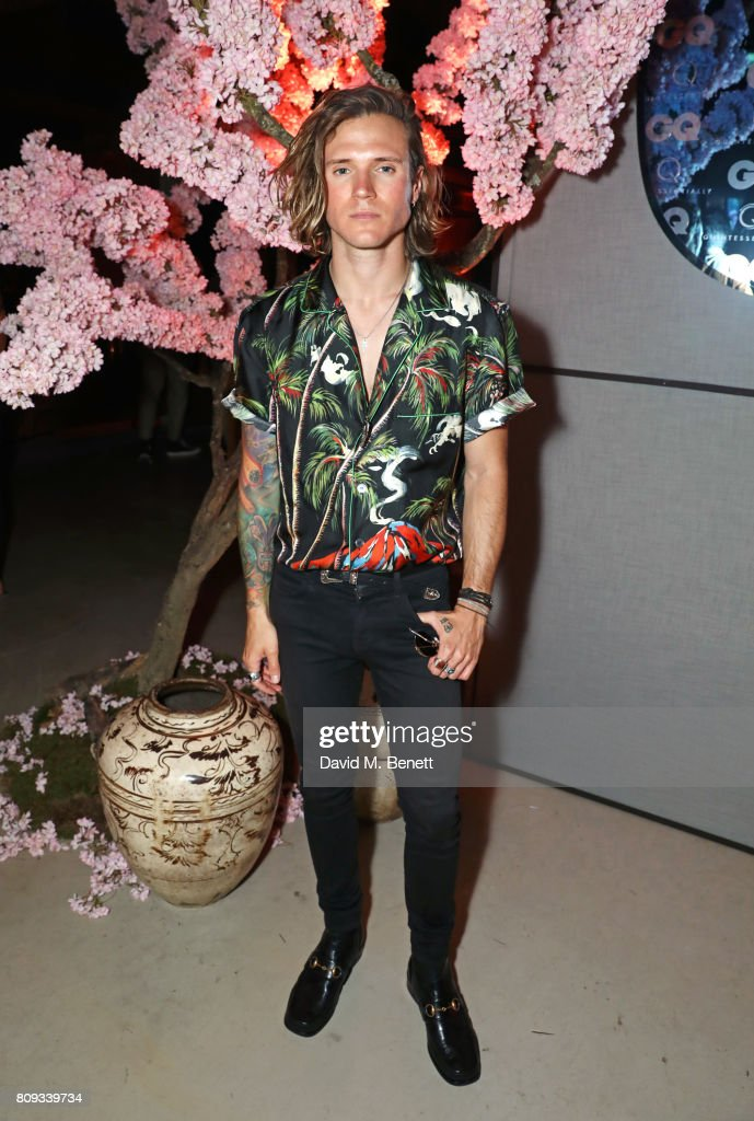 Warner Music Group And British GQ Summer Party In Partnership With Quintessentially