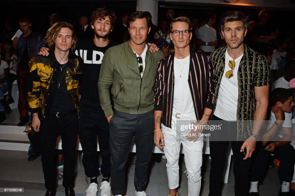 What We Wear - Front Row -  LFWM June 2018