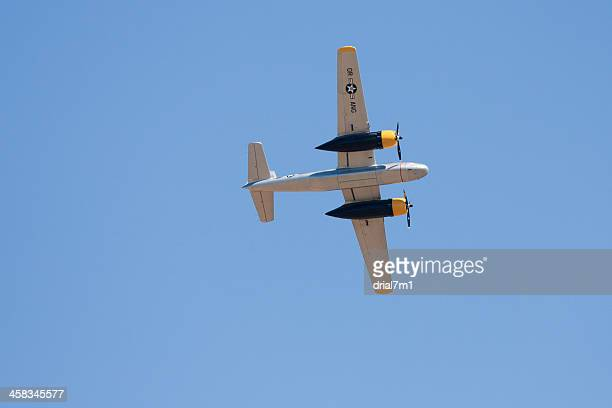 Douglas A-26C AirTanker  'Lead Sled' In Flight