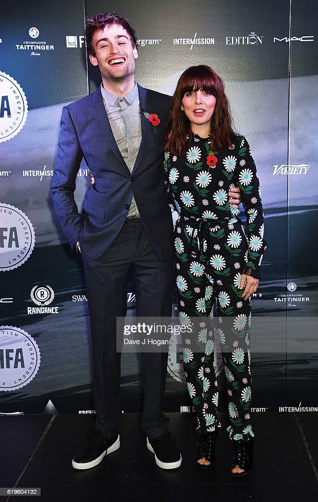 British Independent Film Awards Nominations Breakfast : News Photo