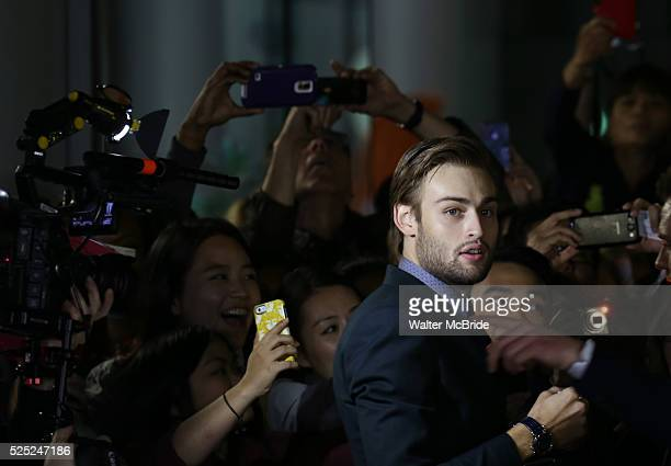 Douglas Booth attending the 'The Riot Club' red carpet arrivals during the 2014 Toronto International Film Festival at the Roy Thomson Hall on...
