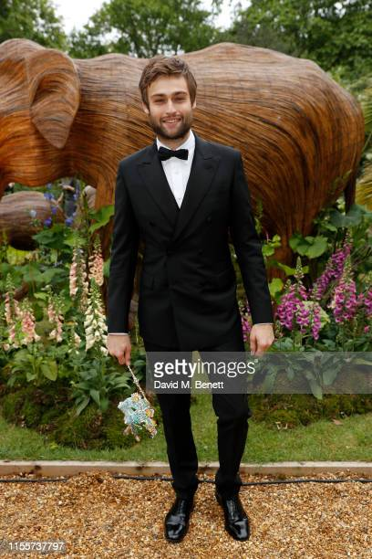 Douglas Booth attends The Animal Ball presented by Elephant Family at Lancaster House on June 13 2019 in London England