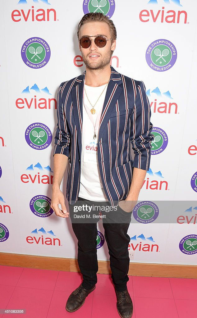 evian Live Young Suite At Wimbledon : News Photo