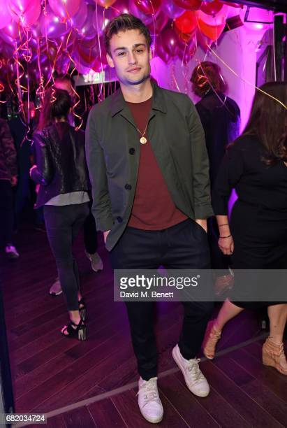 Douglas Booth attends the launch of The Curtain in Shoreditch on May 11 2017 in London England