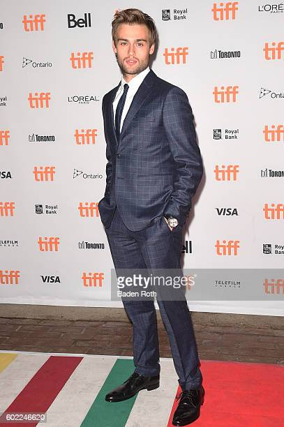 Douglas Booth attends The Limehouse Golem premiere during the 2016 Toronto International Film Festival at Ryerson Theatre on September 10 2016 in...