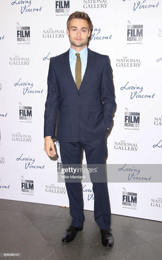 """Loving Vincent"" UK Premiere - 61st BFI London Film Festival"