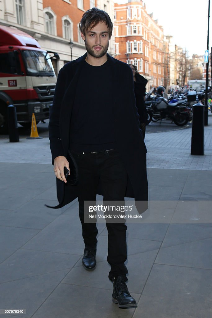 London Celebrity Sightings -  February 2, 2016