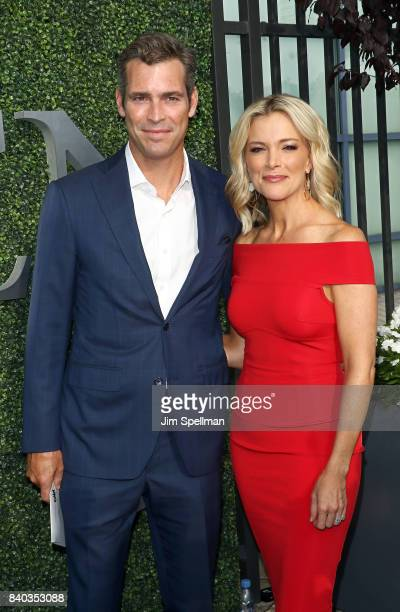 Douglas Brunt and journalist Megyn Kelly attend the 17th Annual USTA Foundation Opening Night Gala at USTA Billie Jean King National Tennis Center on...
