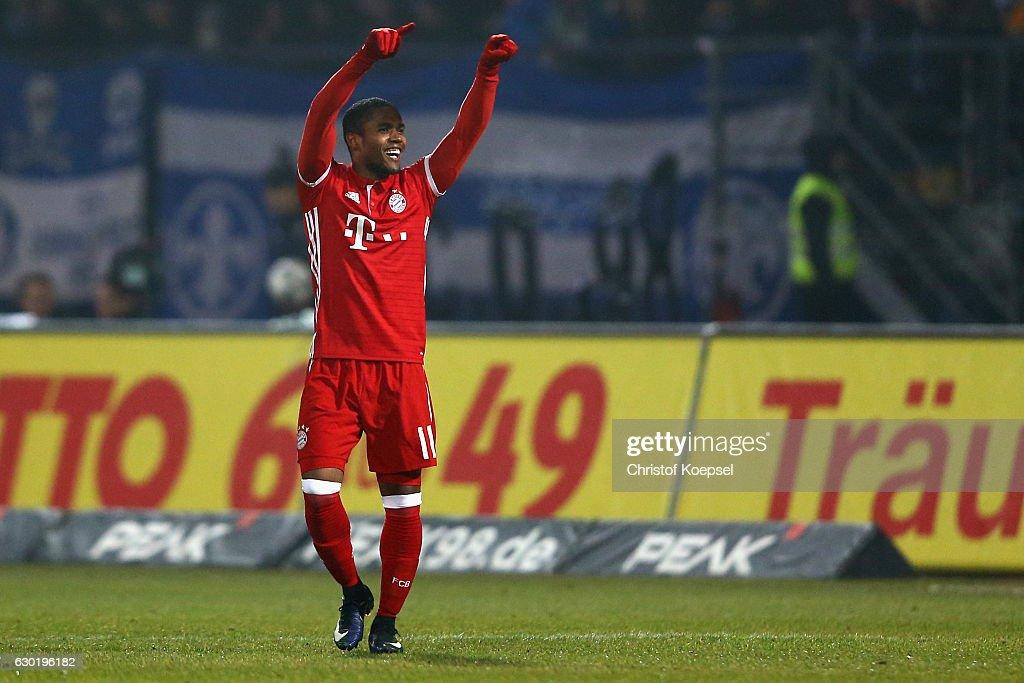 SV Darmstadt 98 v Bayern Muenchen - Bundesliga : News Photo