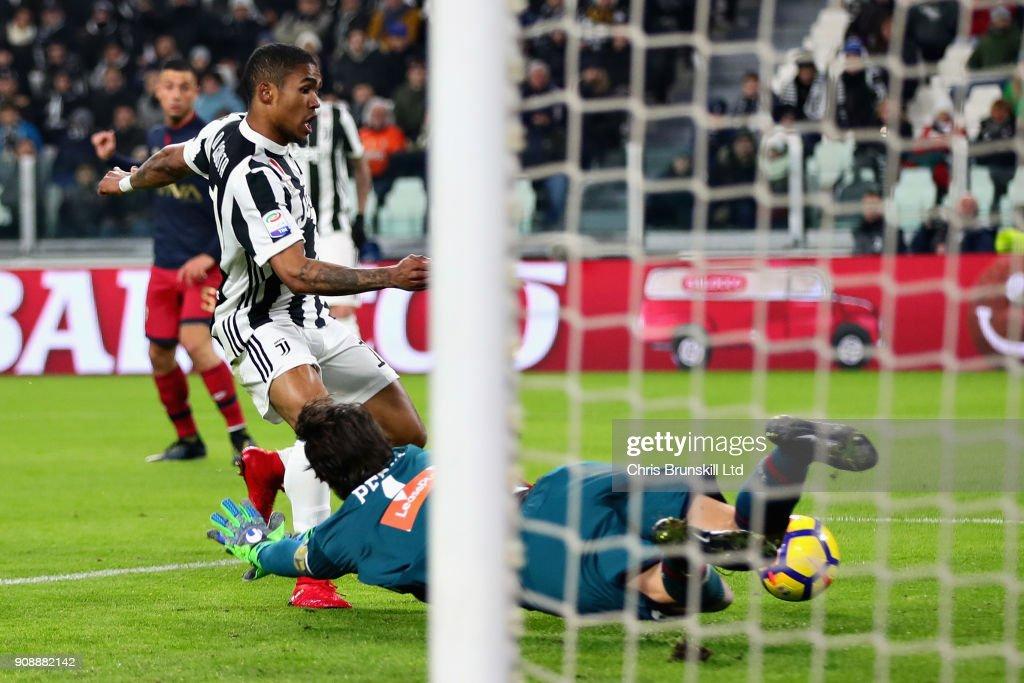 Juventus v Genoa CFC - Serie A : News Photo