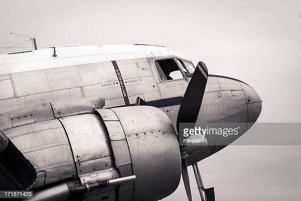 douglas dc-3 - history stock pictures, royalty-free photos & images