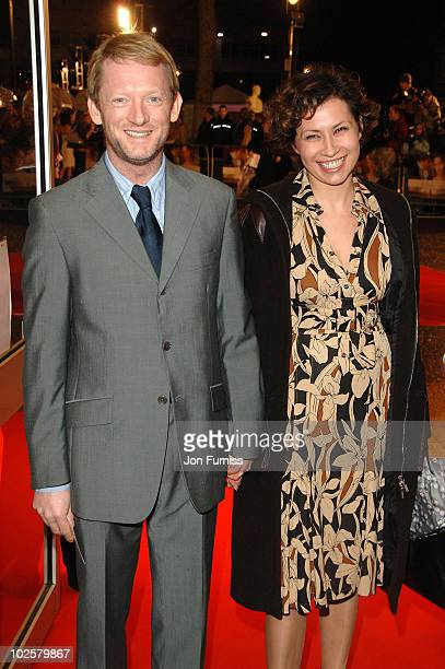 Douglas Henshall and guest