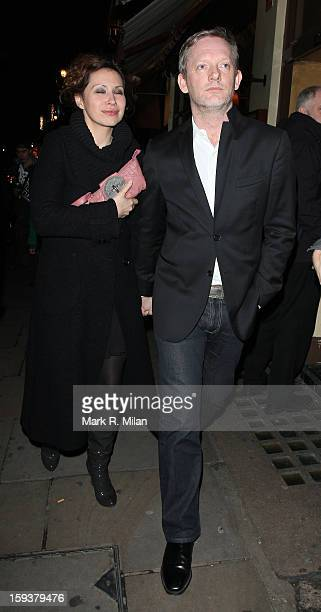Douglas Henshall at Century for Charlie Condou's Birthday on January 12 2013 in London England
