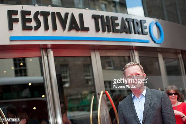Douglas Henshall attends the EIFF Closing Gala and World Premiere of IONA at Festival Theatre on June 28 2015 in Edinburgh Scotland